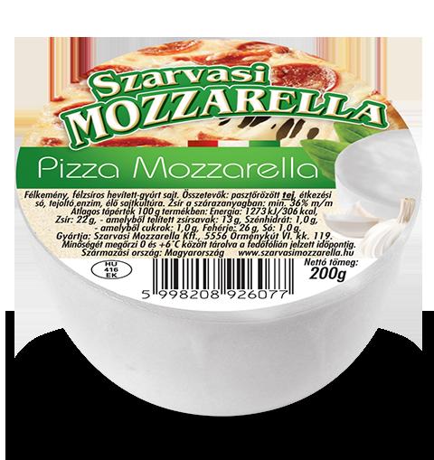 PIZZA MOZZARELLA 200G