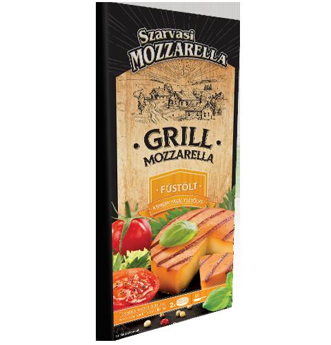 GRILL MOZZARELLA FÜSTÖLT 150G