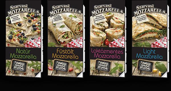 Szeletelt pizza mozzarella