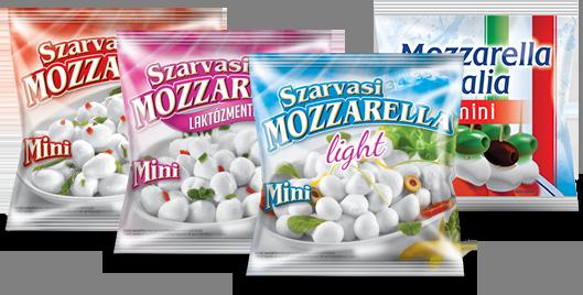 Mini Mozzarella