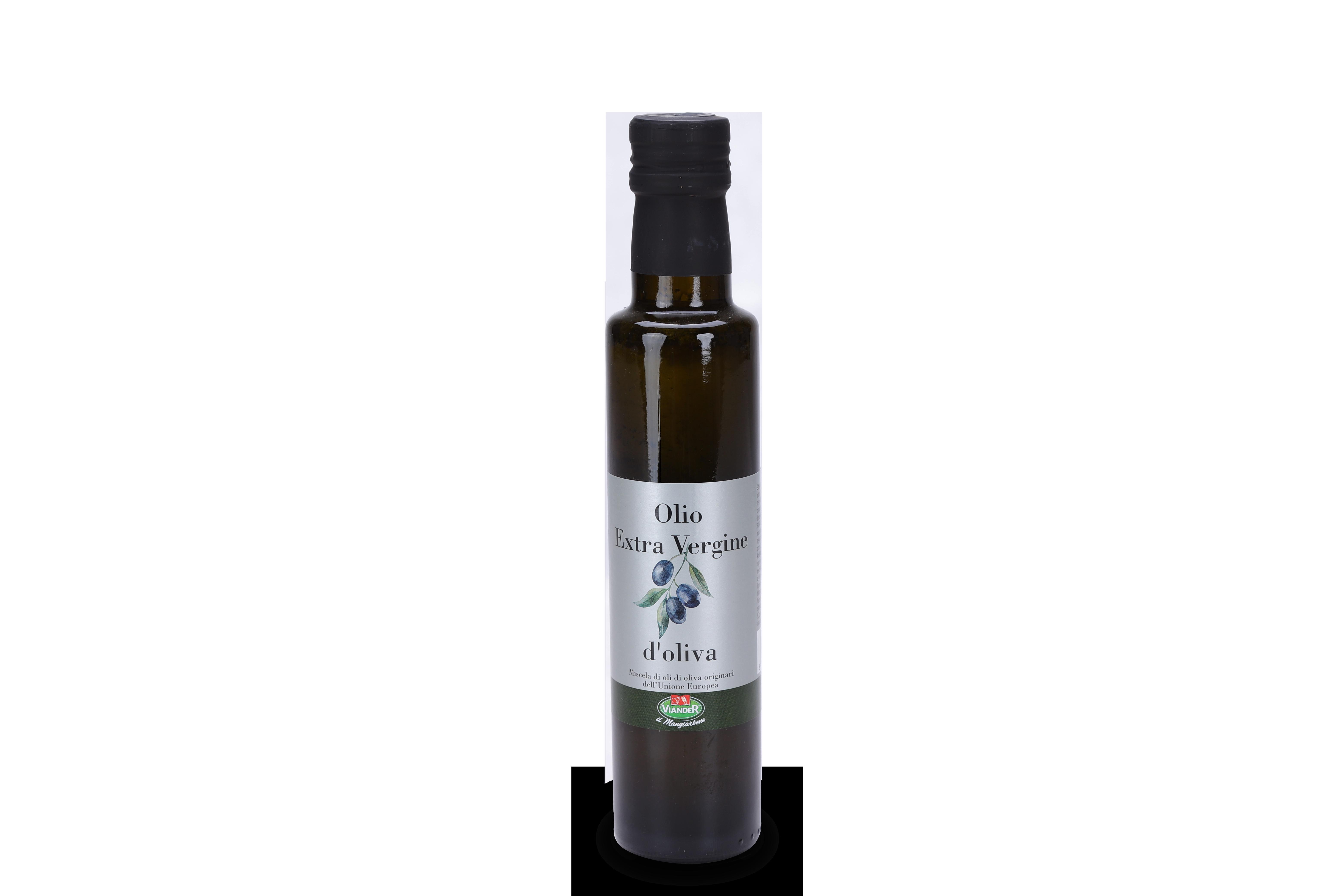 Extraszűz Olívaolaj Üveges 250 ml