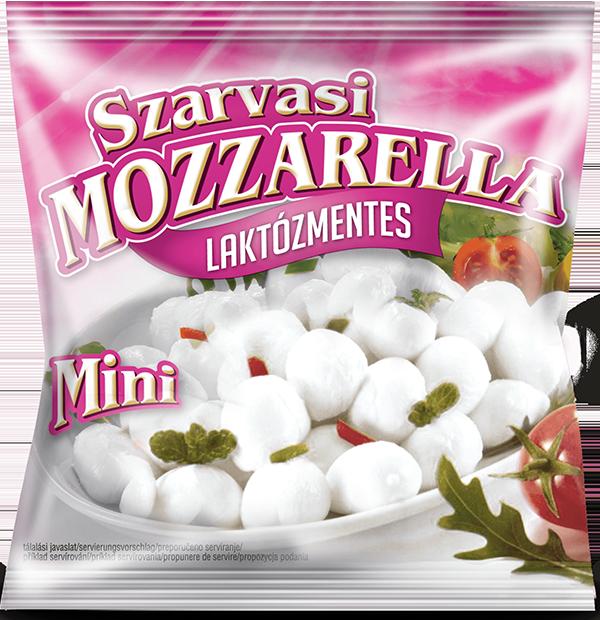 SZARVASI MOZZARELLA LAKTÓZMENTES MINI 100 G