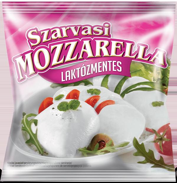SZARVASI MOZZARELLA LAKTÓZMENTES 100G